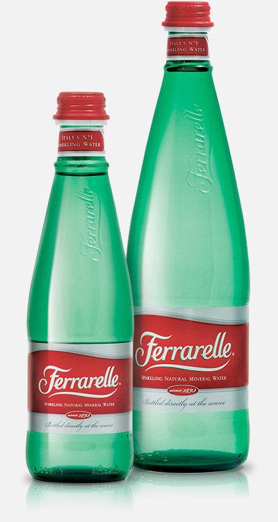 Glass Drinking Water Bottles