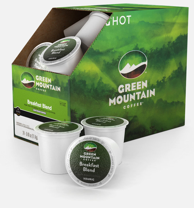 Green Mountain Coffee Delivery