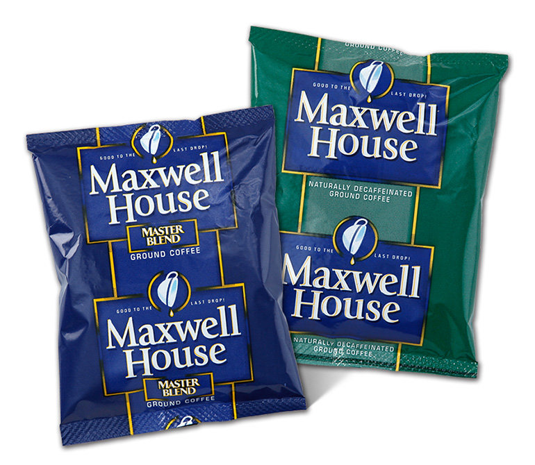 Maxwell House coffee products