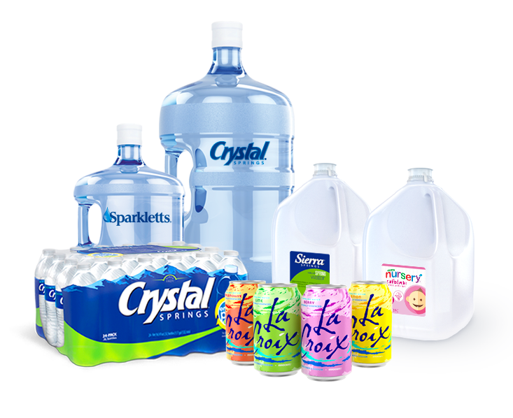 Water com Bottled Water | Delivery Service